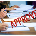 approved business credit